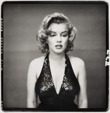 Richard Avedon, Marilyn Monroe, actress, New York, 1957