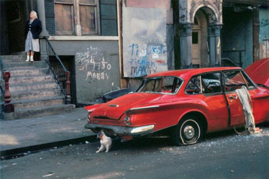 Helen Levitt, New York 1980