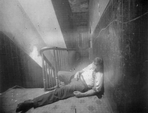 New York City Police department evidence photo, 1914–1918