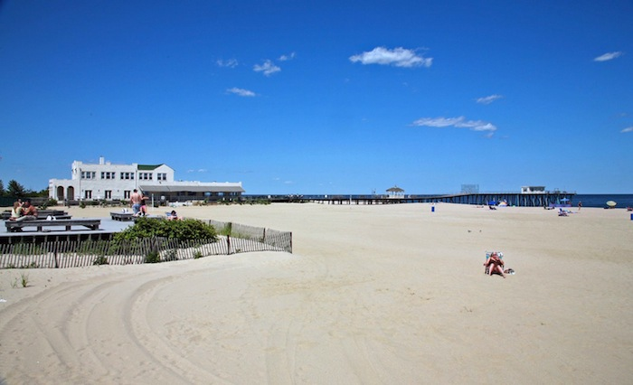 Belmar Beach, New Jersey