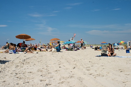 Jones Beach, New York