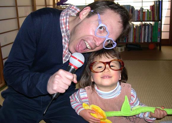 Adam Beck. Fot. BillingualMonkeys.com