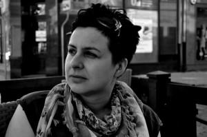 Karina Bonowicz. Fot. Magdalena Wichrowska.
