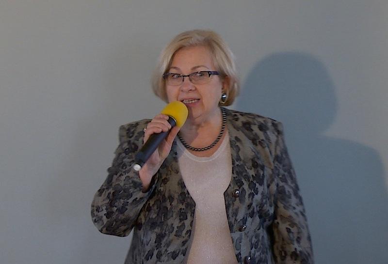 Dyrektor szkoly Teresa Ramotowska