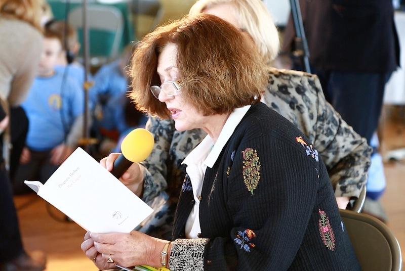 Konsul Generalna RP w Nowym Jorku Ewa Juńczyk-Ziomecka