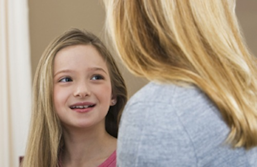 woman-daughter-talking