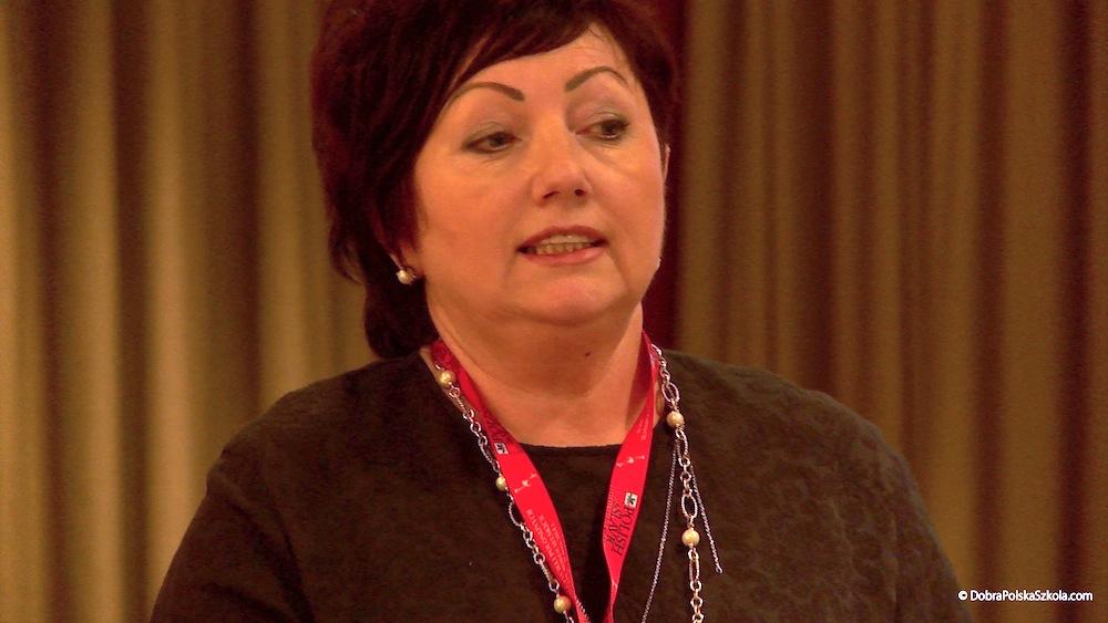 Dorota Andraka, prezes Centrali Polskich Szkół Dokszałcających w Ameryce