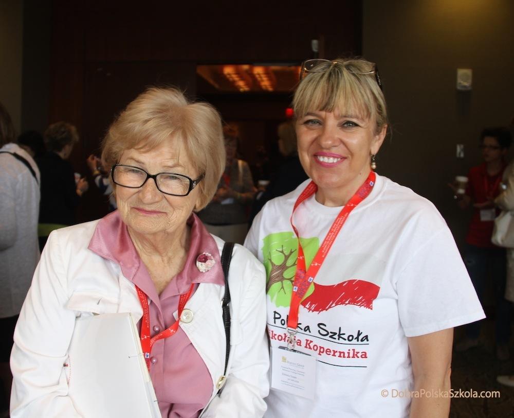 Elżbieta Rudzińska, Forum Polonijnych Nauczycieli na Zachodnim Wybrzeżu