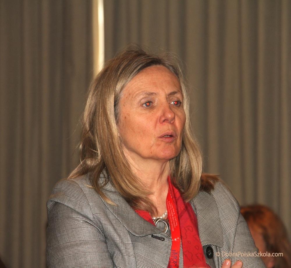 Joanna Kozińska- Frybes, Ministerstwo Spraw Zagranicznych