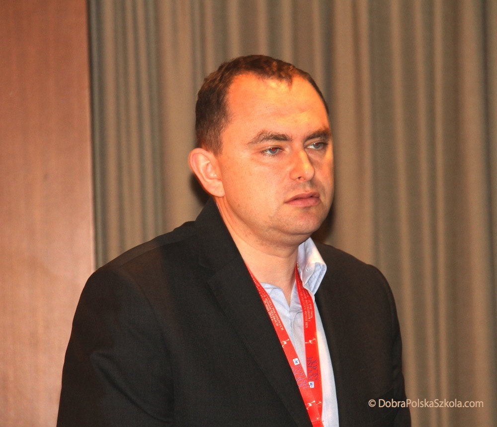 Poseł Adam Kwiatkowski