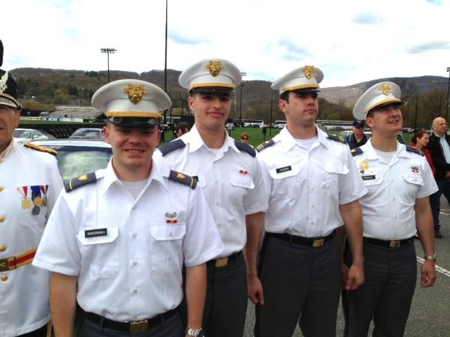 Kadeci w West Point