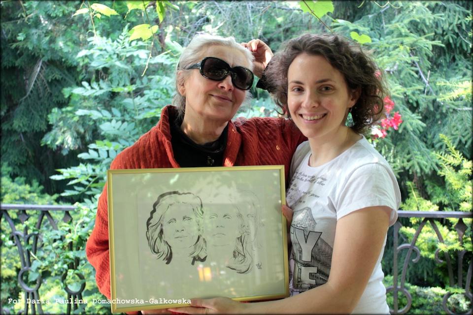 Magda Umer i Laura La Wasilewska