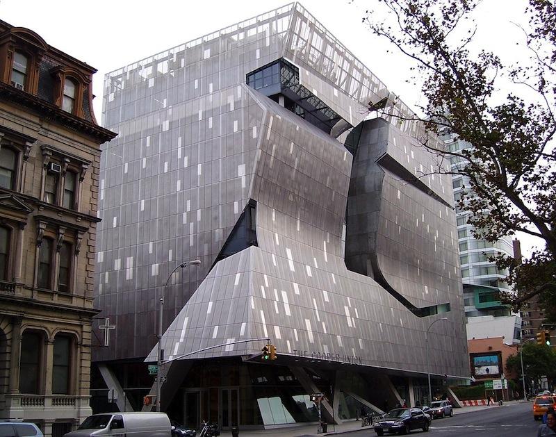 Cooper Union w Nowym Jorku