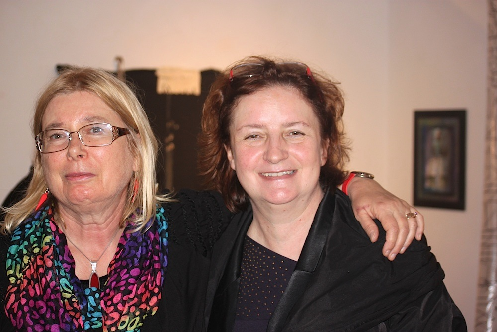 Basha Maryanska i Irena Biały