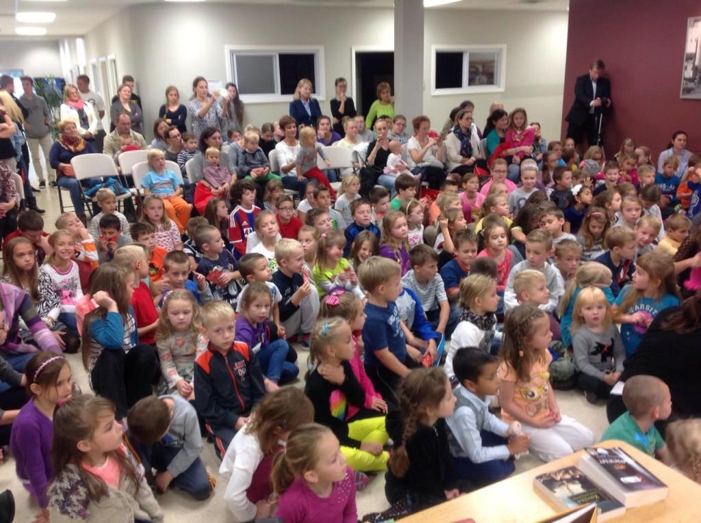 W akcji udział wzięło ponad 200 dzieci. Foto: SP w South Hackensack