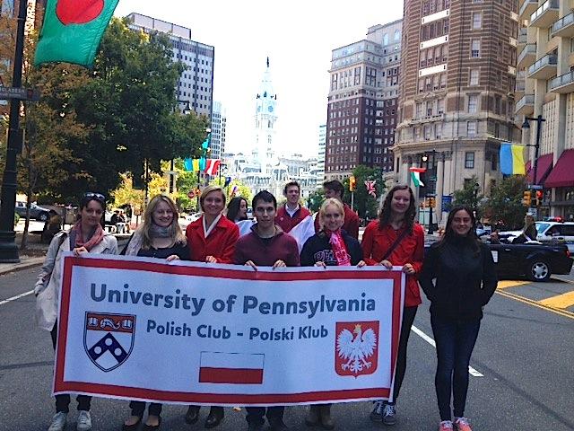 Pulaski Day Parade 2014