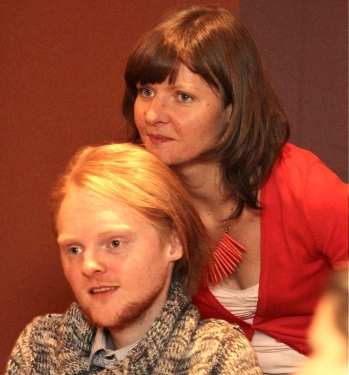 Małgosia i Łukasz. Fot. Justyna Suric.