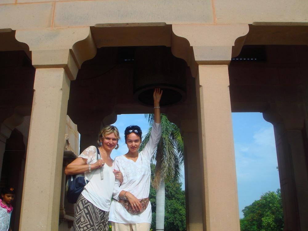 Przy India Gate