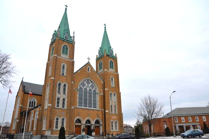 Kościół św. Kazimierza w Yonkers.