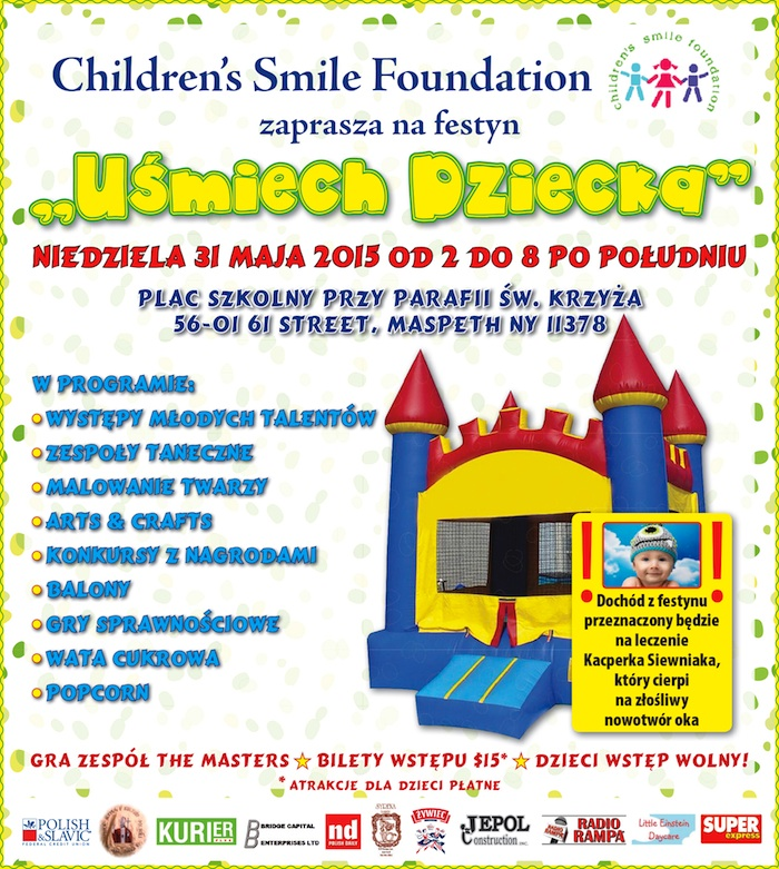 Children's Smile Foundation 3x3.indd