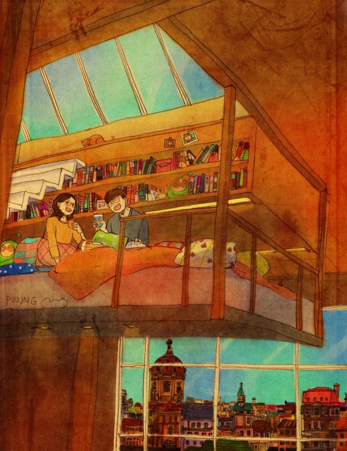 sweet-couple-love-illustrations-art-puuung-6__700