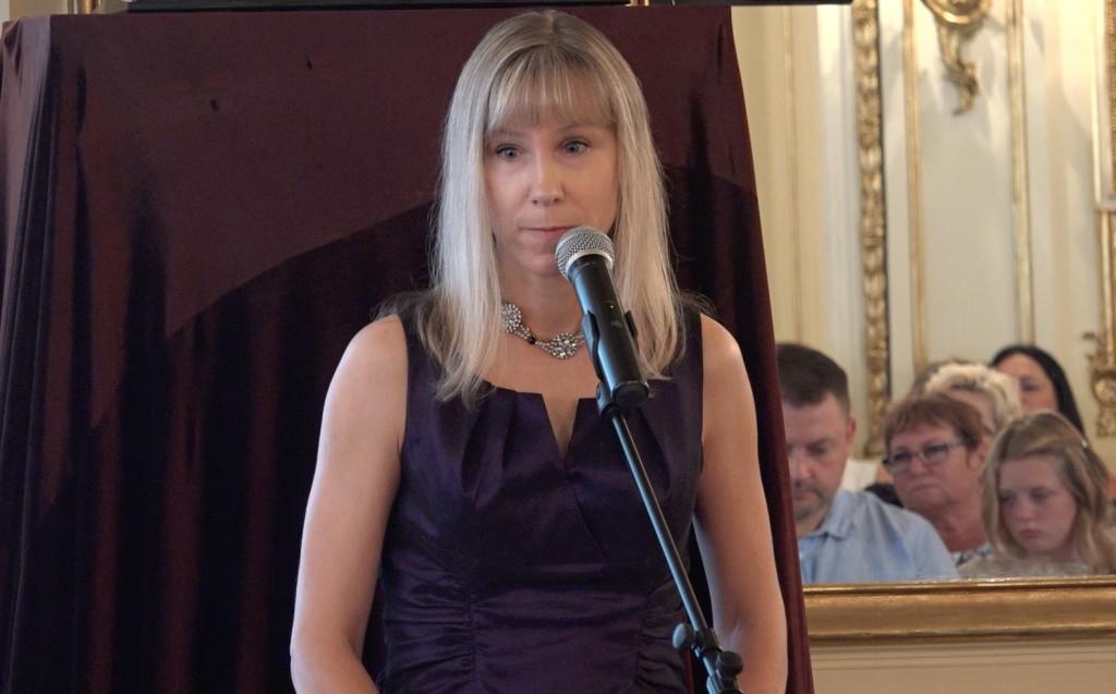 """""""Polish Bilingual Day ma być również świętem, który zmienia wizerunek Polski wśród Amerykanów"""" - mówiła Eliza Sarnacka - Mahoney"""