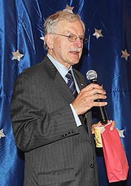 Konsul Marek Leśniewski-Laas. Fot. Marcin Bolec