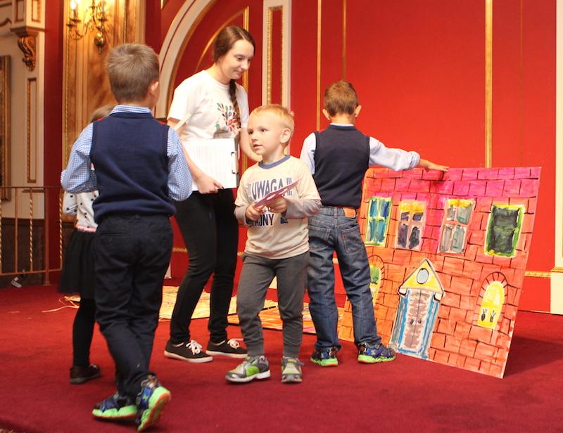 Wallington NJ:Teatrzyk dziecięcy