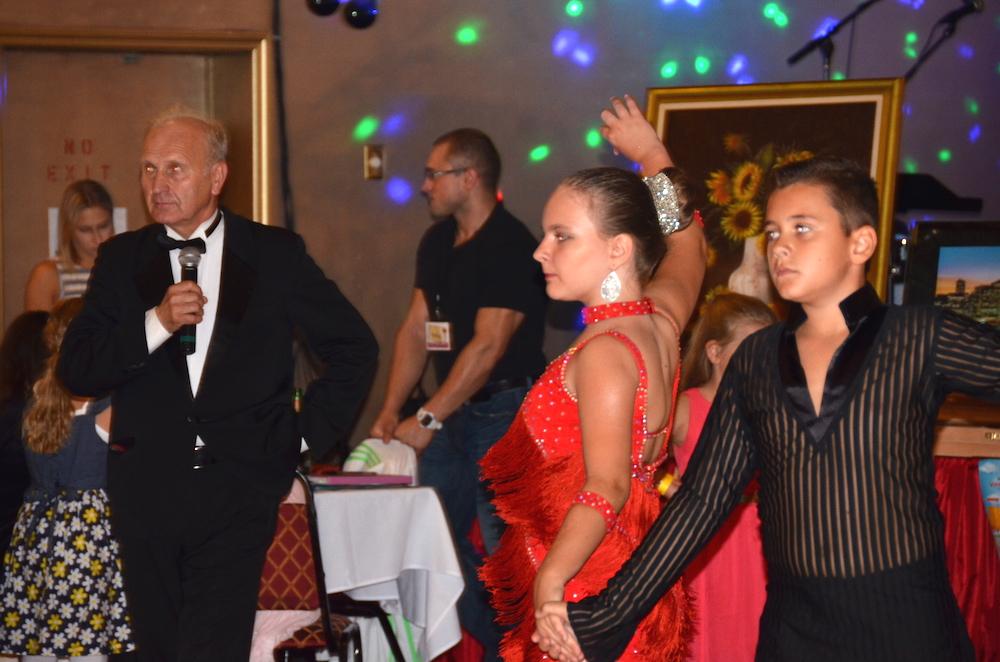 Józef Pałka, Agnieszka Szymańska i Victor Lubnicki