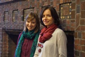 Natalia Banasik i Edyta Lehmann - Humanities Center at Harvard