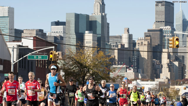 maraton nowojorski