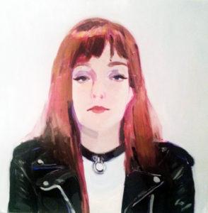 1. selfportrait
