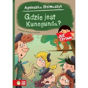 Już czytam to seria 12 książek przeznaczonych do samodzielnego czytania przez dzieci dopiero zaczynające swoją przygodę z czytaniem. Zabawne historyjki ze zwykłymi bohaterami i ich niezwykłymi przygodami rozbawią i zachęcą do czytania każdego młodego czytelnika. Wartkie opowieści napisane prostym i barwnym językiem sprawią, że czytanie stanie się prawdziwą przyjemnością. Duża czcionka i kolorowe ilustracje uatrakcyjnią czytanie. Na końcu każdej książki znajduje się słowniczek, wyjaśniający trudne wyrazy, i zadania sprawdzające zrozumienie tekstu. Książki uzyskały pozytywną opinię metodyka edukacji wczesnoszkolnej.