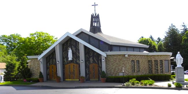 Kościół w Mahwah NJ