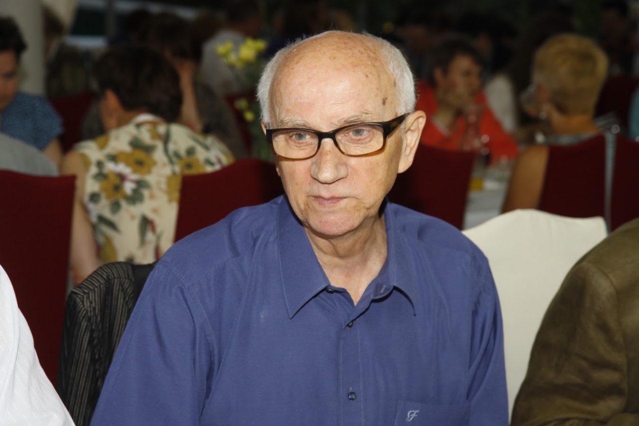 Prof. Władysław Miodunka